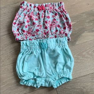 Baby gap bloomers size 3-6
